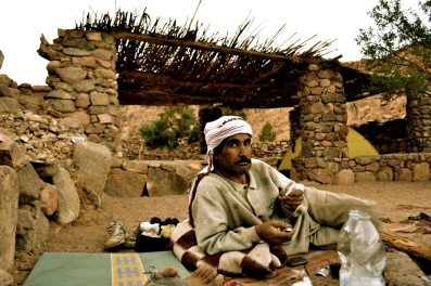 Bedouin guide