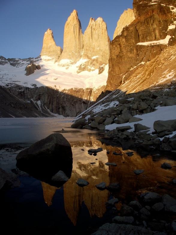 Parque Nacional Torres del Paine, CHI