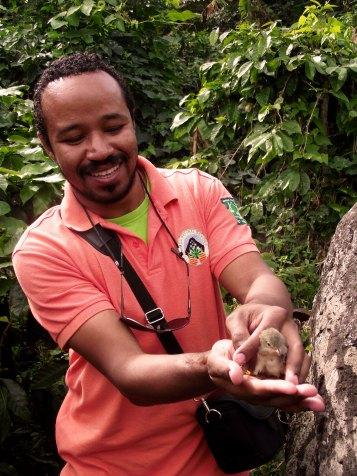 Alexandre, Fogo National Park Director